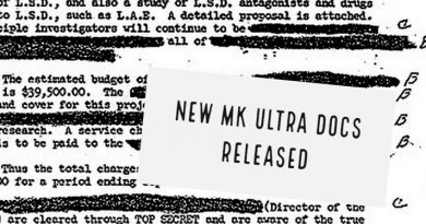 New MK Ultra Documents Released
