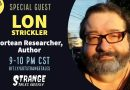 Chicago Mothman expert Lon Strickler | Live Chat