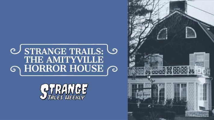Amityville House