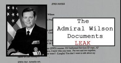 The Admiral Wilson Leak
