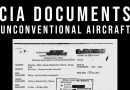 CIA Documents Unconventional Aircraft