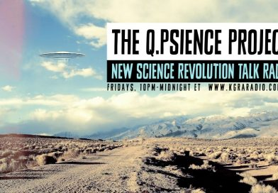 Axel Balthazar live on the Q Psience Project Show