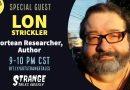 Chicago Mothman expert Lon Strickler | Live Chat
